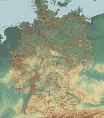 Lubeck Germany Map by Country Maps Germany