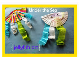 under the sea food fam crafts fun