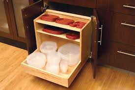 Cabinet Pan Organizer Kitchen Roll Out Shelves Dura Supreme Cabinetry Cabinet Roll Outs