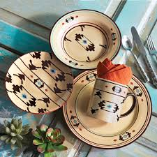 taos dinnerware set 16 pcs