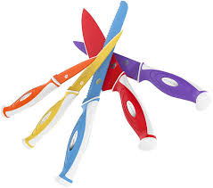 colorful kitchen knives sharp as a knife set u2013 vremi home u0026 kitchen