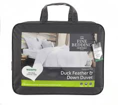 Duck Duvet Luxury Duck Feather And Down Duvet Fine Bedding Company