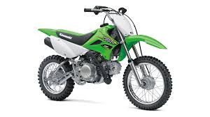 2018 klx 110 off road motorcycle by kawasaki