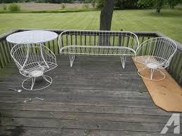 homecrest vintage patio furniture outdoor goods