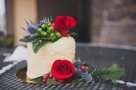 Robbins Flowers - gothic chic winter elopement at brasada ranch in bend oregon
