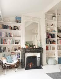 decor cheminee salon majoliecheminee vos plus belles photos instagram elle décoration