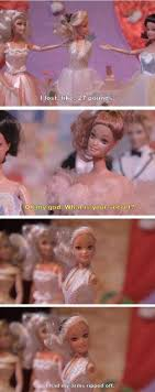 Barbie Meme - funny barbie lost 27 pounds by ripping her arms off dump a day