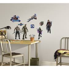 roommates rmk2587scs guardians of the galaxy peel and stick wall roommates rmk2587scs guardians of the galaxy peel and stick wall decals amazon com