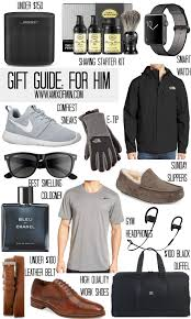 ultimate christmas gift guide for him gift christmas