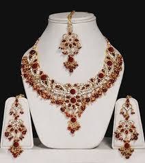 indian wedding necklace sets images Indian wedding jewelry set online shopping shop for great jpg