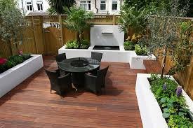 Decking Garden Ideas Decking Designs For Small Gardens Pics On Home Designing