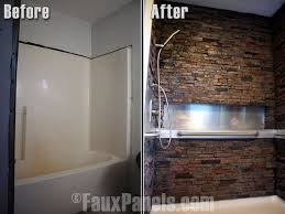 How To Get Rust Out Of Bathtub Best 25 Shower Walls Ideas On Pinterest Shower Ideas Master