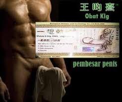 k l g herbal obat pembesar penis terbaik