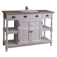 etagere provenzale mobile bagno edo artigianarte