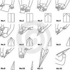 How Do You Make A Paper Boomerang - pin by bacabus on avion pliages papier