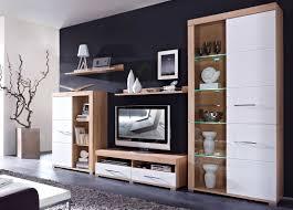 Wohnzimmerschrank Trends Wohnwand Weiß Holz Faszinierende Auf Wohnzimmer Ideen Oder