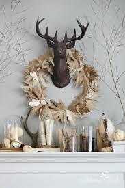 share the love contemporary christmas wreaths u2014 detail