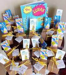 Birthday Favors by Lorax Birthday Plant A Memory Favors Gifts
