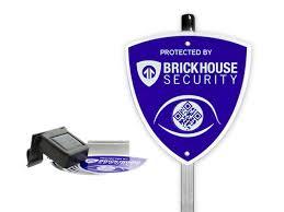 wunder light solar light brickhouse security deluxe yard sign wunder light bundle