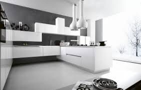 quelle couleur cuisine noir contemporain ou blanc épuré quelle couleur choisir pour