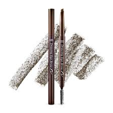 amazon com etude house drawing show brush eyeliner bk801 black
