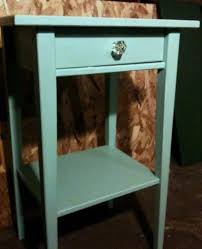 ikea hack painted nightstand annie sloan chalk paint never new