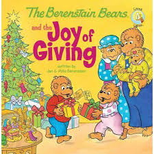 Berenstien Bears The Berenstain Bears And The Joy Of Giving Walmart Com