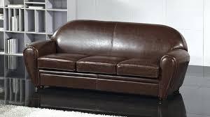 mobilier de canap cuir canape canape cuir vintage mobilier moss canapac en 3 places