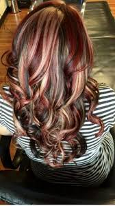 love the auburn and blonde hightlights i u0027m thinking this is my