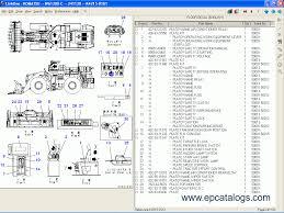 komatsu mining linkone parts catalog spare parts catalog trucks