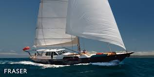 s y asia sailing yacht for sale fraser