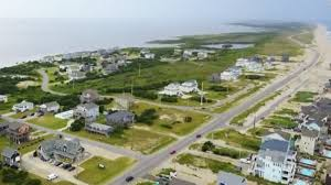Virginia Power Outage Map by Outer Banks Thousands Evacuate North Carolina Tourist Spot After