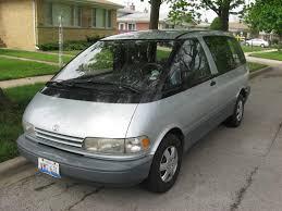 toyota previa michaelmani 1991 toyota previale minivan specs photos