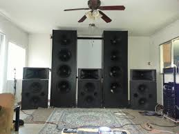best value speakers for home theater are the si18 u0027s a good driver for stonehenge would 8 of them sound