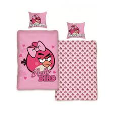 Bird Duvet Covers Angry Birds Pink Duvet Cover And Pillowcase Set Pretty Bird