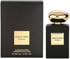 Parfum Oud buy prive oud royal by giorgio armani for eau de parfum 100