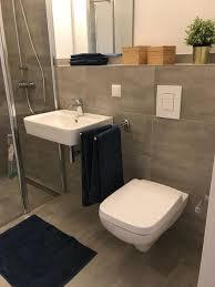 badezimmer in grau dusche bilder ideen couchstyle