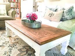 white farmhouse coffee table decoration diy coffee table white farmhouse ideas pallet ottoman