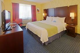 Comfort Suites New York City Hotel Fairfield Long Island City Queens Ny Booking Com