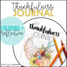thanksgiving activity thankfulness coloring pages and reflection