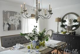 Dear Chandelier Dear Lillie Deann Art In Dining Room