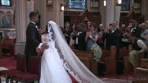 wedding sts wedding at saints and paul church in san francisco ca