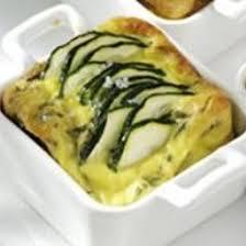 cuisiner des courgettes light recette petits flans de courgettes aux herbes