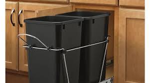 kitchen kitchen garbage bin design decor interior amazing ideas