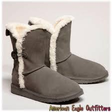 womens timberland boots payless 75 eagle by payless boots ae grey fur boots from