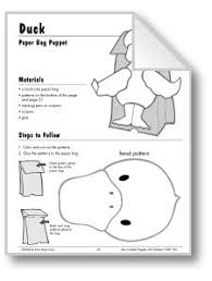 duck puppet template images reverse search