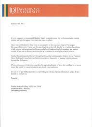 recommendation letter for nurses business schedule templates