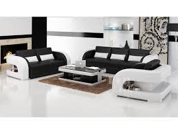 canapé design noir et blanc photos canapé design noir et blanc