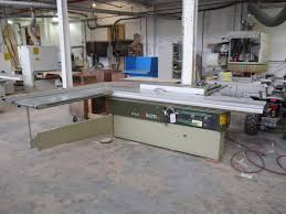 Sliding Table Saw For Sale Scm Si 16w 10inch Sliding Bed Table Saw With Scoring Blade And Fence