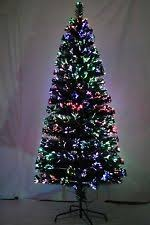 Christmas Tree With Optical Fiber Lights - fiber optic christmas trees ebay